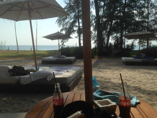 Renaissance Phuket Resort & Spa: Beach Club