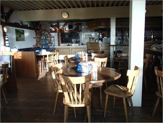 Dive-Inn de Kabbelaar: salle à manger