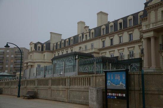 Le Grand Hotel des Thermes Marins de St-Malo: Le Grand Hôtel des Thermes