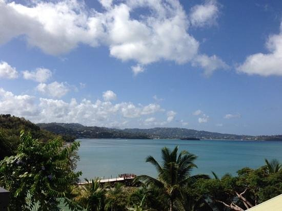 Calabash Cove Resort and Spa : What a view..