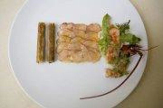 Sofitel Agadir Thalassa Sea & Spa: subtile homard