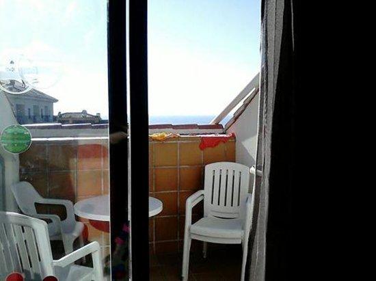 Hotel & Spa Benalmadena Palace : Our balcony