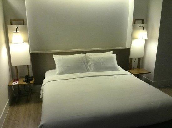Trinity Silom Hotel: comfy bed