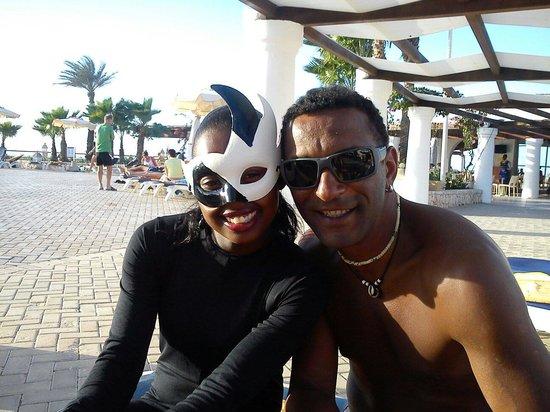 IBEROSTAR Club Boa Vista: Animadora  annie