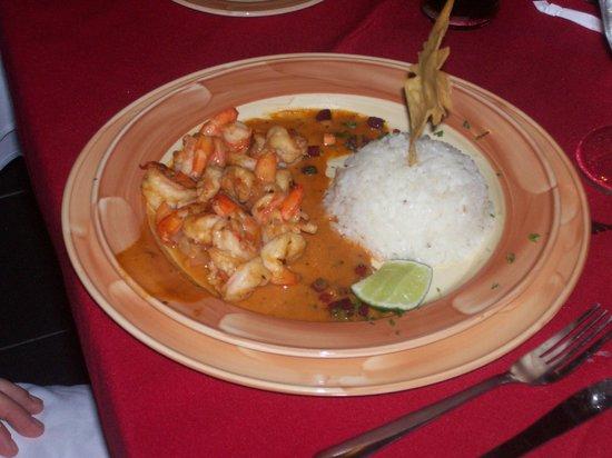Memories Splash Punta Cana: Comida