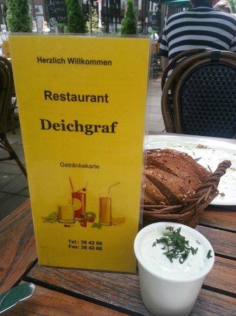 Deichgraf: Best restaurant, greatest hostess..!!