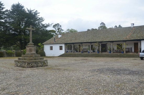 Hacienda Zuleta: Plaza