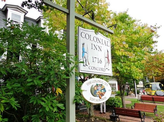 outside picture of the colonial inn concord tripadvisor