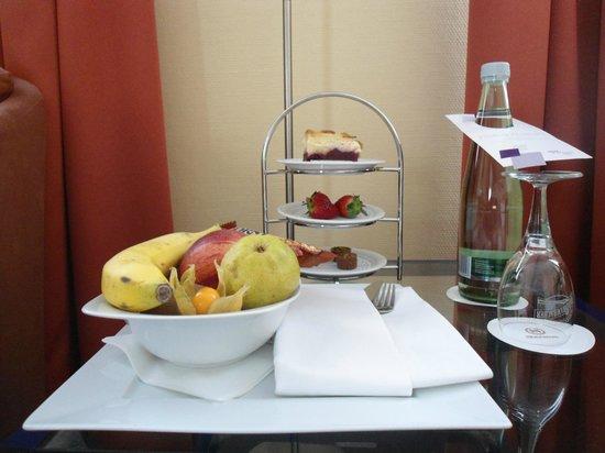 Sheraton Offenbach Hotel: Goodies