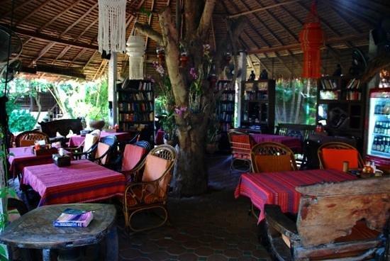 Secret Garden Chiang Mai: Aufenthaltsbereich