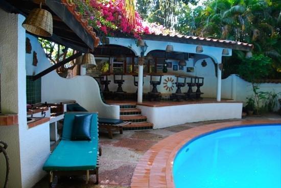 Secret Garden Chiang Mai: Poolbereich
