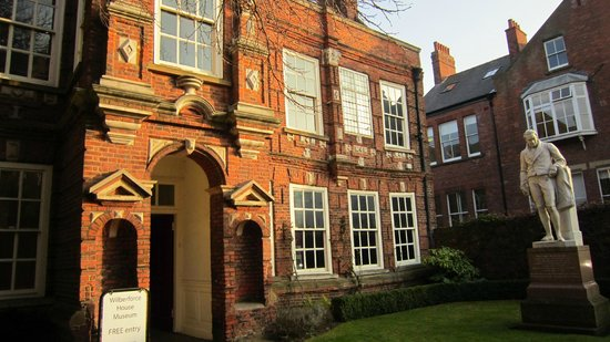 Wilberforce House Museum: Wilberforce House