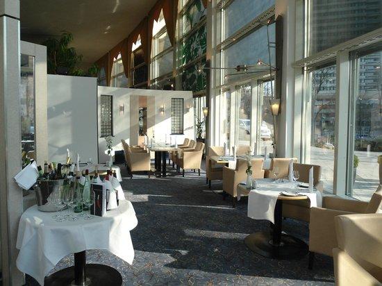 Sheraton Offenbach Hotel: Restaurant