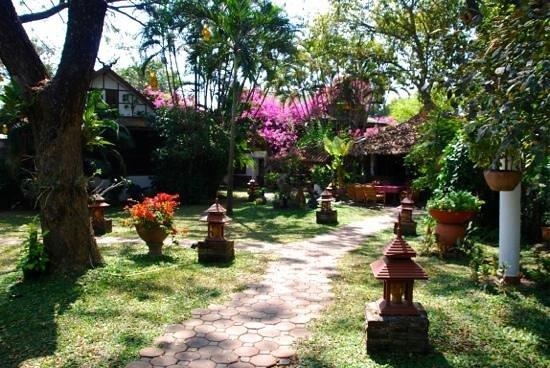 Secret Garden Chiang Mai: ein kleines Paradies