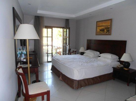 Hotel Samara : The room