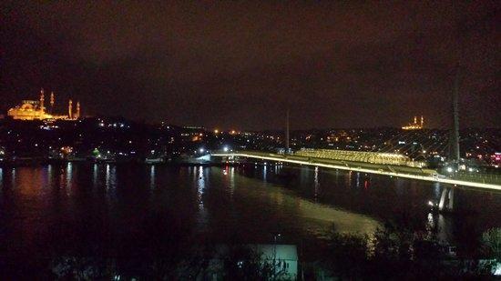 Istanbul Golden City Hotel: Θέα από το δωμάτιο