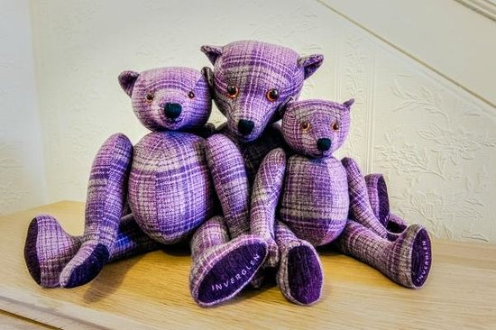 Inverglen Guest House: The Inverglen Teddy Bears