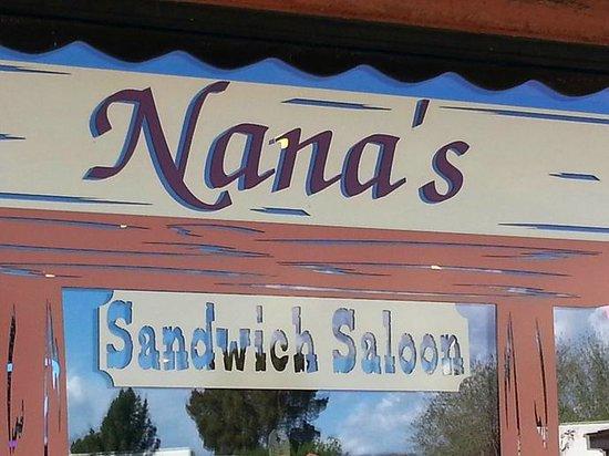 Nana's Sandwich Shoppe: Nana's