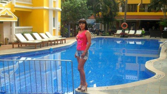 Adamo The Bellus Goa: Территория отеля