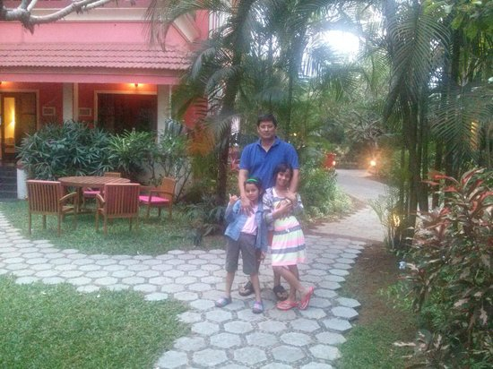 Taj Holiday Village Resort & Spa: The Beauties and the Beast