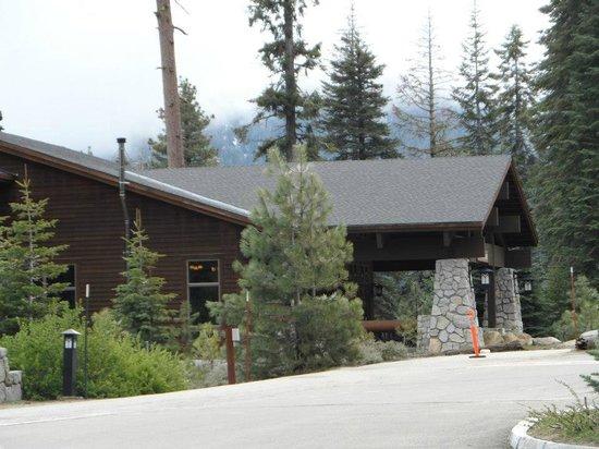 Wuksachi Lodge: L'hotel
