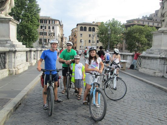 TopBike Rental & Tours: our bikes