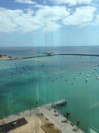 Arrecife Gran Hotel: View from 1511