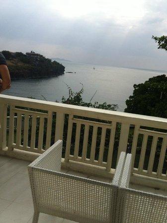 Club Punta Fuego: Love the view