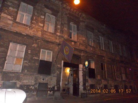 Fogasház : A fachada