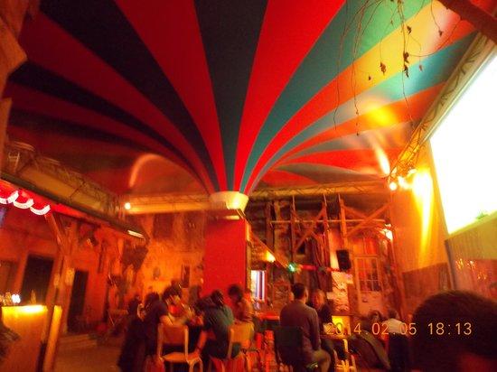 Fogasház : A decoração