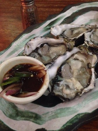 ophelia's: Oysters! Fantastic!