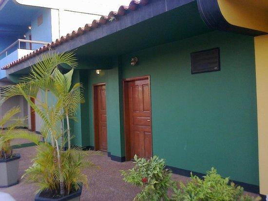 Hotel Gran Sabana : quartos