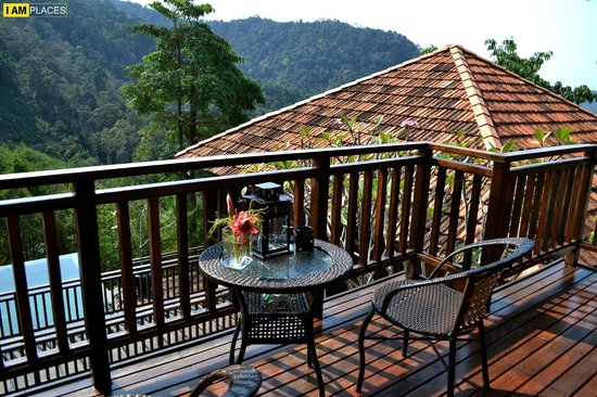 The Shorea - Villa Kemboja's Balcony