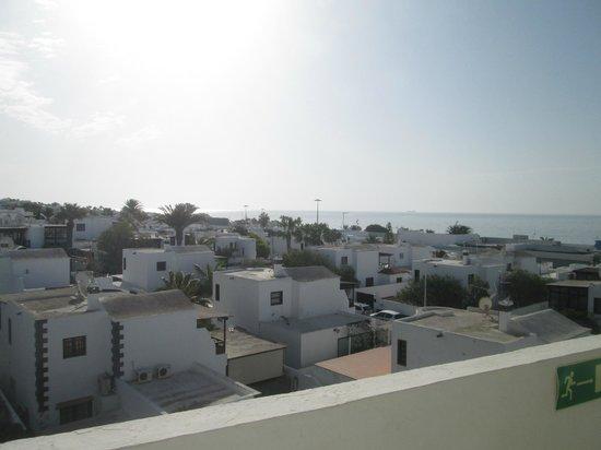 Ereza Apartamentos Los Hibiscos: View from bedroom
