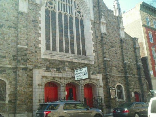 Mother African Methodist Episcopal Zion Church : Iglesia afroamericana más antigua de NY