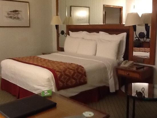 JW Marriott Hotel Dubai: room
