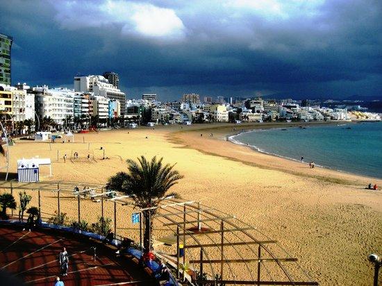 NH Imperial Playa: Desde la terraza!!