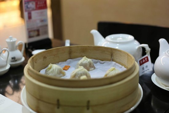 Din Tai Fung (Shanghai New World): dim sum