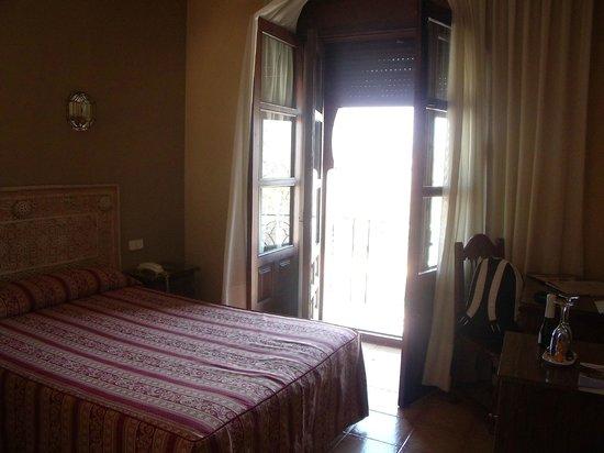 Hotel Princesa Galiana : habitacion