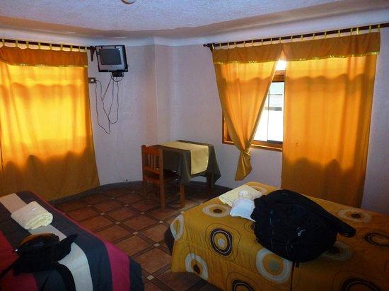 Royal Inti Inn: Habitación