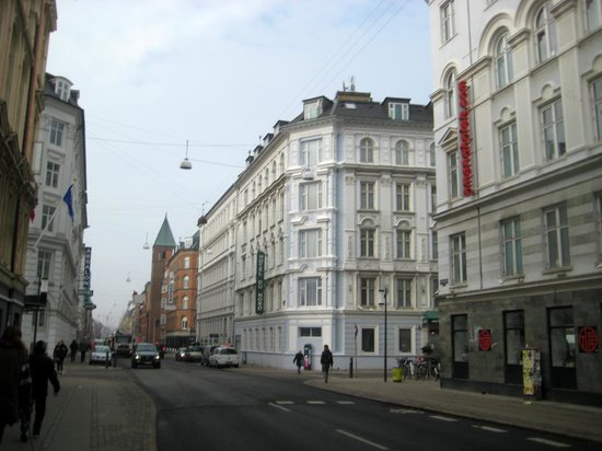 Hotel Du Nord Copenhagen: Hotelansicht