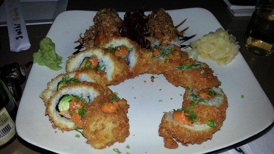 Sushi Guru Sake Bar & Grill