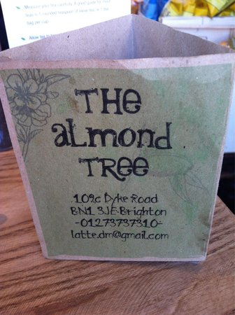 The Almond Tree: Almond's contacts!