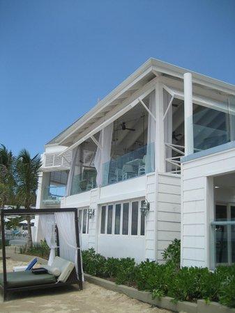 Azul Beach Resort Sensatori Jamaica by Karisma : Italian & Jamaican Restaurants