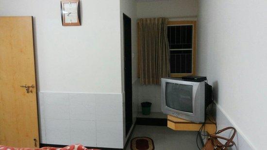 Ganga Sagar Hotel: spacious