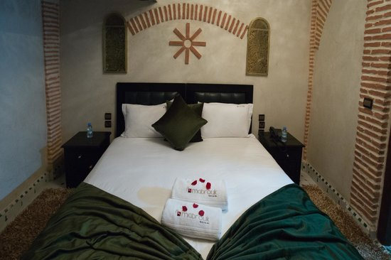 Riad & Spa Mabrouk: Bedroom 3