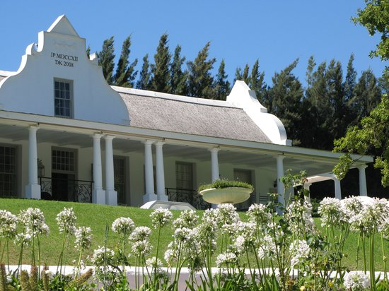 Grand Dedale Country House : Front of house