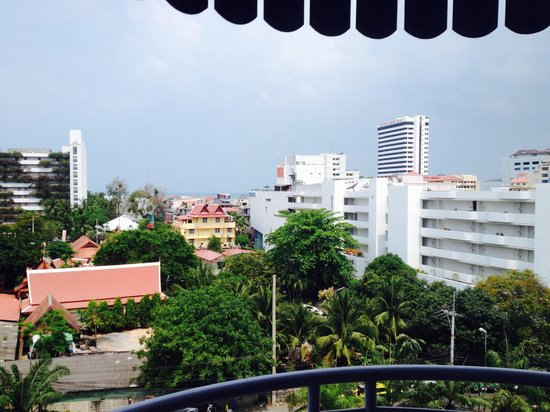 Mercure Pattaya Hotel : View from the room