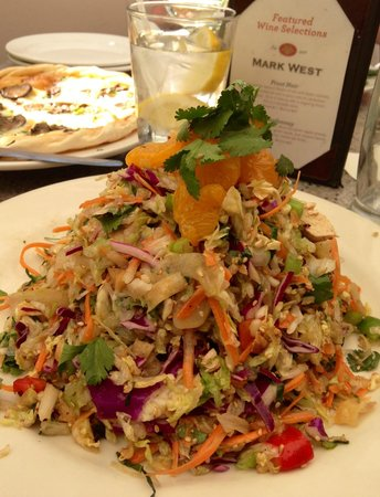 Sammy's Woodfired Pizza & Grill: Chinese Chicken Salad - Oh-MY!