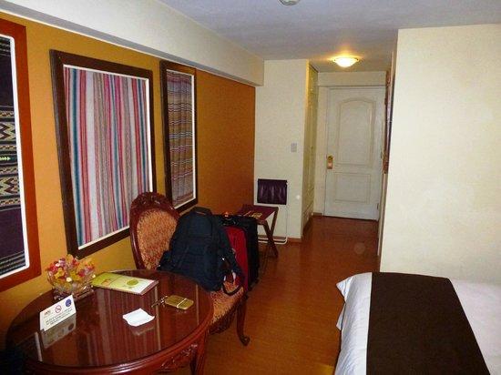 Hotel Taypikala Cusco: Habitación